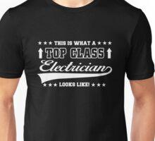 Top Class Electrician Unisex T-Shirt