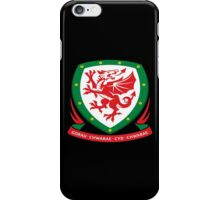national team wales iPhone Case/Skin