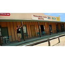 Walkabout Creek Hotel Photographic Print