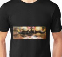 Reflections on Life [Digital Figure Illustration] Unisex T-Shirt