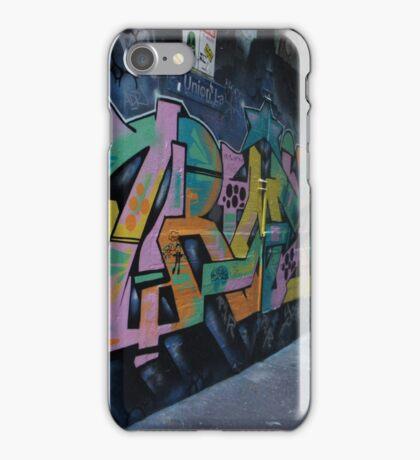 Street Art - Union Lane iPhone Case/Skin