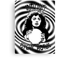 Édith Piaf Psychique de Hotline Canvas Print