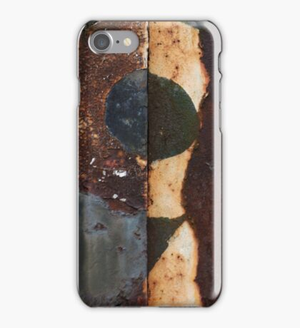 Rusty Nine iPhone Case/Skin
