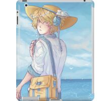 Beach Day iPad Case/Skin