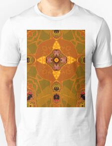 amber structure layer 332 Unisex T-Shirt