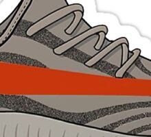 Yeezy Boost 550 Sticker Sticker