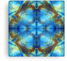 Frequency Resonance Reality Canvas Print