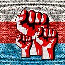 Power Fist by creepyjoe