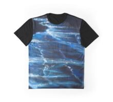 Bioluminescence - dinoflagelate Graphic T-Shirt