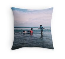 Family's Time Throw Pillow