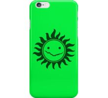 Superwholock - Green iPhone Case/Skin