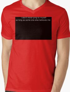 Truth Mens V-Neck T-Shirt