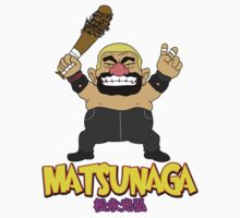 Mitsuhiro Matsunaga - Wario! by strongstyled
