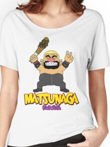 Mitsuhiro Matsunaga - Wario! Women's Relaxed Fit T-Shirt