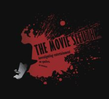 The Movie Sleuth Tee by Film & Game Merch from The Movie Sleuth