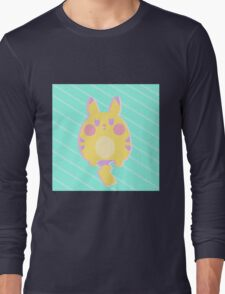 Pikachu Pastel Long Sleeve T-Shirt