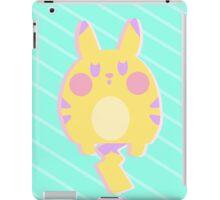 Pikachu Pastel iPad Case/Skin