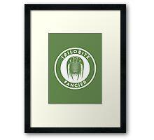 Trilobite Fancier Print Framed Print