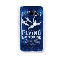 Flying Graysons Samsung Galaxy Case/Skin