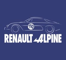 Renault Alpine A110 by velocitygallery