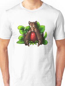 Strawberry Bat Unisex T-Shirt