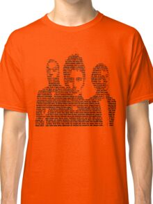 three young Classic T-Shirt