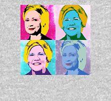 Clinton Warren 2016 Pop Art Portraits Womens Fitted T-Shirt