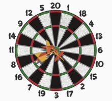 Dartboard by dxf1969