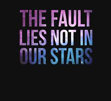 The Fault Lies Not in Our Stars Unisex T-Shirt