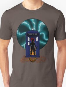 Chrono Who, Shirt & Gray Pillow/Tote  Unisex T-Shirt