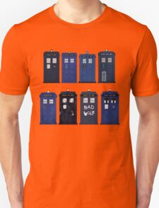 Doctor Who - The TARDIS Unisex T-Shirt