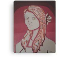 Cyfer Canvas Print