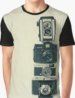 Camera Love Graphic T-Shirt