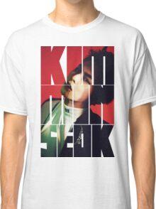 EXO Xiumin 'Monster' Typography Classic T-Shirt