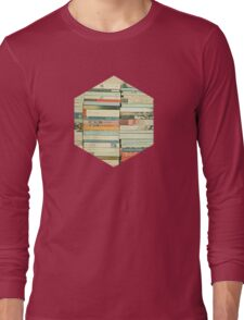 Bookworm Long Sleeve T-Shirt