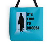 Time to choose Tote Bag