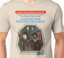 Holodeck Adventure Unisex T-Shirt