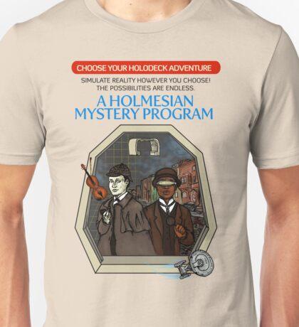 Holodeck Adventure Unisex T-Shirt