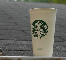 Grande Reusable Starbucks Cup  by Grace314