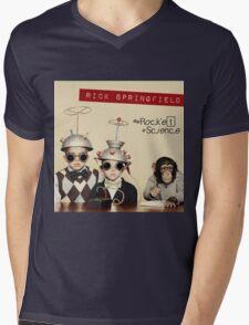 rick springfield science Mens V-Neck T-Shirt