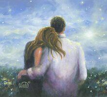LOOKING FORWARD LOVING COUPLE by VickieWade