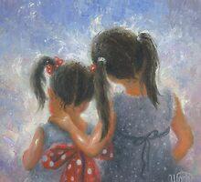 SISTER LOVE TWO SISTERS by VickieWade