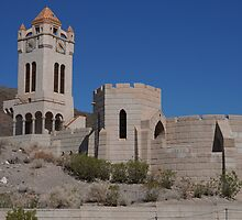 Scotty's Castle by Loisb