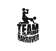 Team Hangover Sex Party Photographic Print