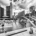 Nathan Phillips Square by John Velocci