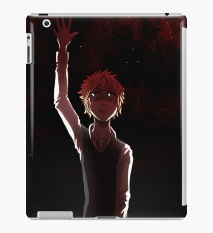 let's touch the sky iPad Case/Skin