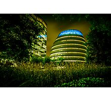 Alienation - London Lights Photographic Print