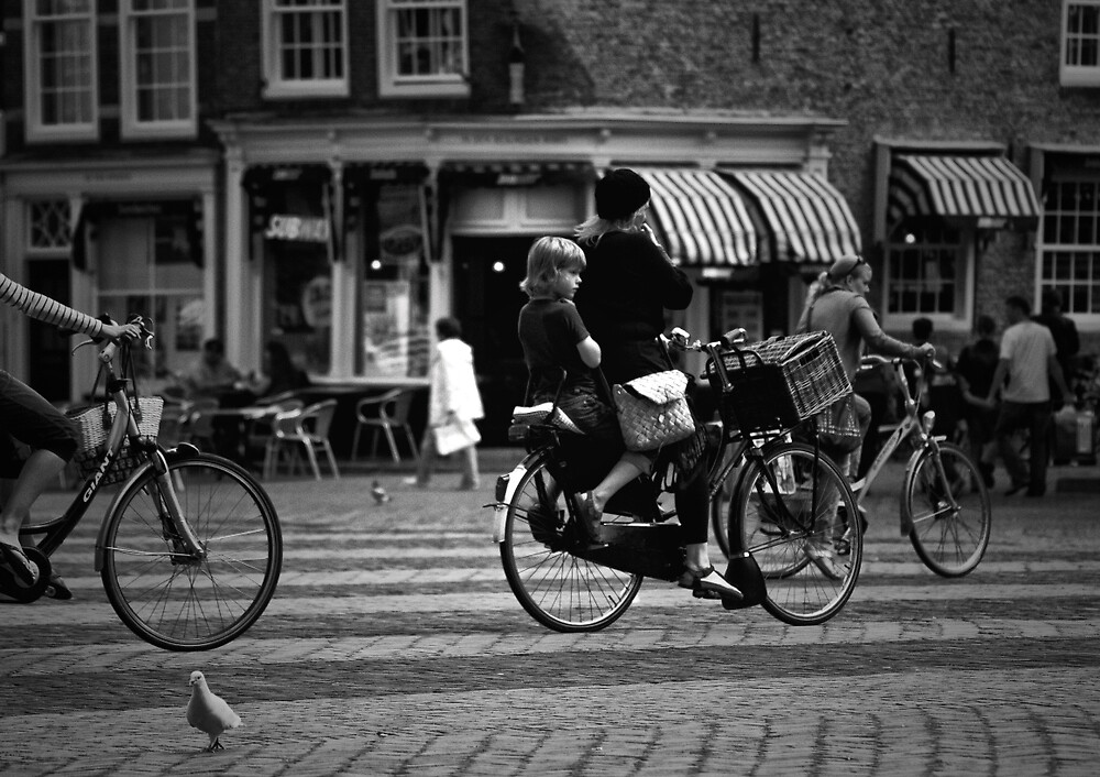 A way of life: Delft, The Netherlands by Ursula Rodgers
