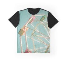 Big Wheel Graphic T-Shirt