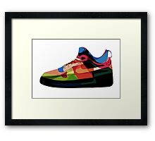 Air Force Ones Framed Print